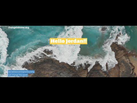 2020 Changelabs Jordan Accelerator - Teaser Video