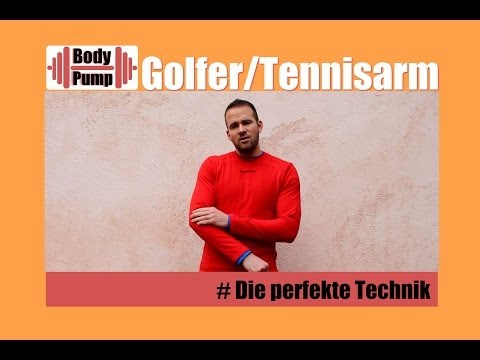 Video Physiotherapeuten mit Osteoarthritis des Knies durch Bubnovsky