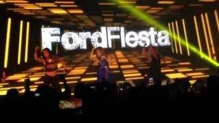 ELVA蕭亞軒 Super Girl + 閃閃惹人愛 (2014 Ford Fiesta上市發表會X蕭亞軒新歌全球首發)
