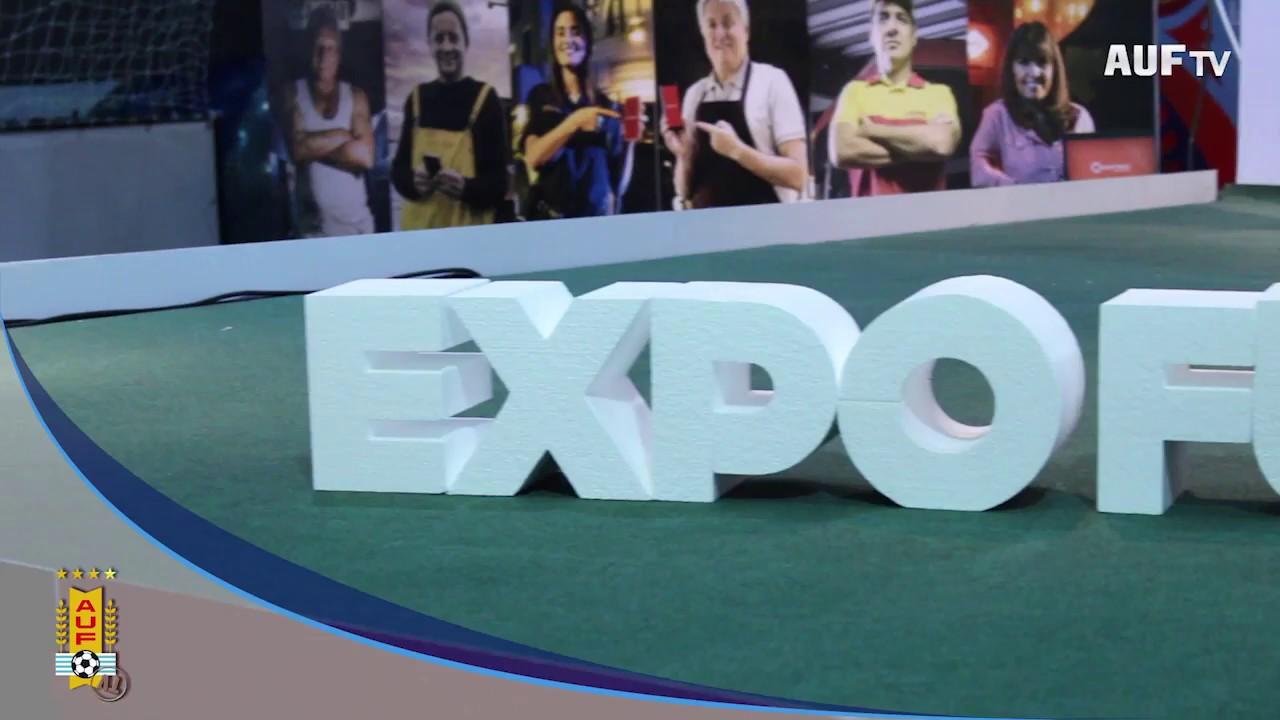 Lanzamiento Expo Fútbol 2018