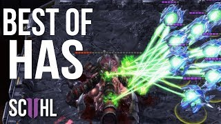 Mass Oracles & More Starcraft Cheese - Best of Has: Volume 2