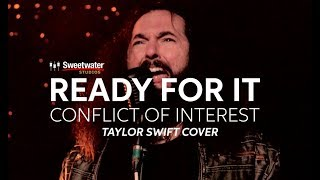 Taylor Swift - Ready For It (Heavy Metal cover by Conflict of Interest)
