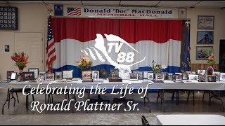 Celebrating the Life of Ronald Plattner Sr.