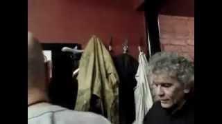 """NAZARETH   """" Backstage Dudley  """" 2008"""