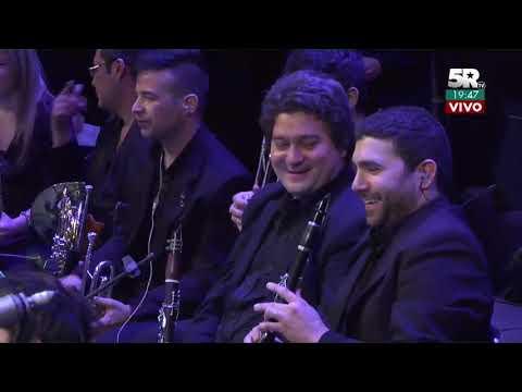 Los Palmeras, Andrés Calamaro y La Filarmónica De Santa Fe Juntos