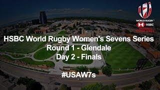 HSBC World Rugby Women's Sevens 201920   Glendale Day 2