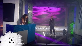 Sithelo and Skyewanda Perform 'Forever' - Massive Music | Channel O
