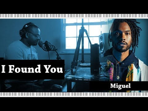 Piano Lesson | Miguel/Benny Blanco/Calvin Harris | I Found You - Pianoinhiphop