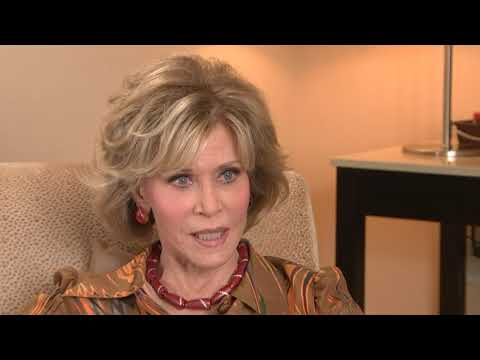 "Legendary actress Jane Fonda looks back at her life and career in new HBO documentary, ""Jane Fonda in Five Acts."" (Sept. 21)"