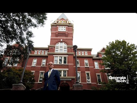 A Message from Steven McLaughlin, Georgia Tech's New Provost