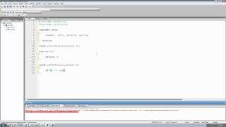 C Programming Tutorial 44, Enumerations