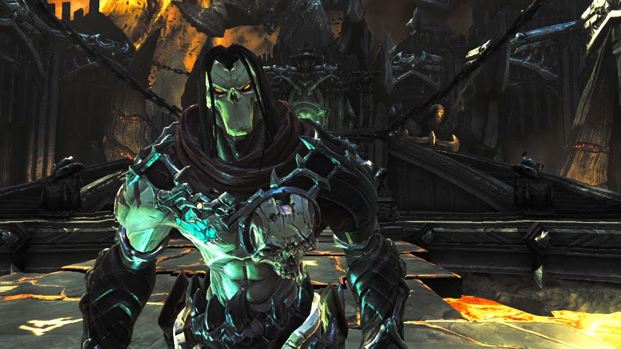 Your Fate Does Not Concern Death In This Latest Darksiders II Trailer