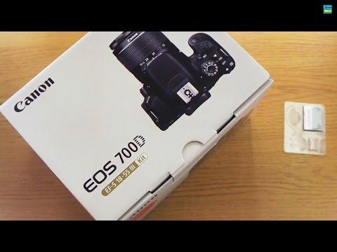 Canon EOS 700D Tutorial - Naijafy