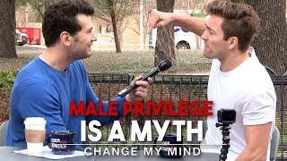 REAL CONVERSATIONS: Male Privilege Is A Myth | Change My Mind | Kholo.pk