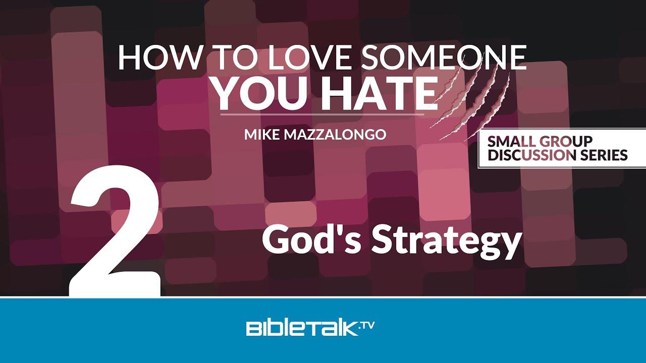 2. God's Strategy