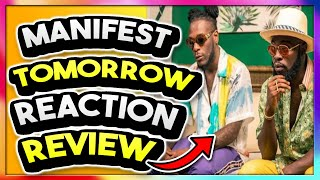 Manifest Ft Burna Boy   Tomorrow Reaction And Review