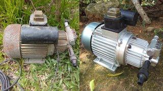 Electric Pressure Washer restoration