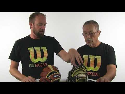 Differences Between A2K & A2000 Wilson Baseball Gloves