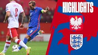 Poland 1-1 England Pekan 6