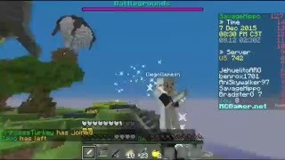 """""""Fade Away"""" - A Minecraft Montage - Approaching Nirvana"""