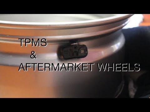 TPMS on Aftermarket Wheels (TSW Mirabeau)