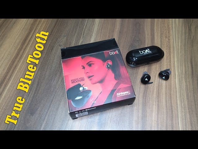 boAt Airdopes 211 True Wireless Earbuds with Capacitive touch controls
