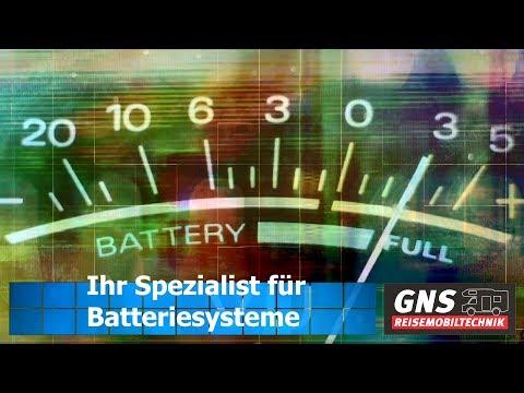 AGM-Batterien im Wohnmobil – Solarstrom speichern – Die richtige Planung und Montage