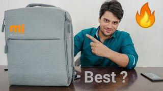 Best Backpack for Your Money !! Mi City Backpack by Xiaomi (Hindi)
