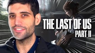 THE LAST OF US 2 primeiro gameplay, analise do gameplay INCRÍVEL da E3 2018