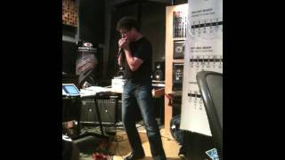 """Lee Oskar performing """"Low Rider"""" at Master Class in Harmonica at West L.A. Music"""