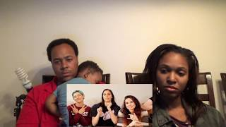 CIMORELLI SING ANYTHING CHALLENGE REACTION !