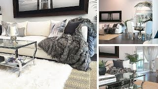 How To Combine Living Room And Dining Room In A Small Space || Joining Living Room And Dining Room