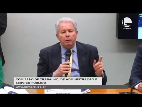 Trabalho - Presença do presidente do Banco do Brasil - 10/12/19