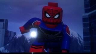 lego marvel superheroes 2 spider man ps4 custom - Thủ thuật