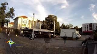 Подготовка за концерт на Б.Т.Р. - Сопот 2016 - Вазови дни