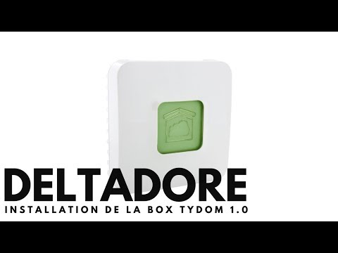 Installation Box Domotique DeltaDore Tydom 1.0 [TUTO]