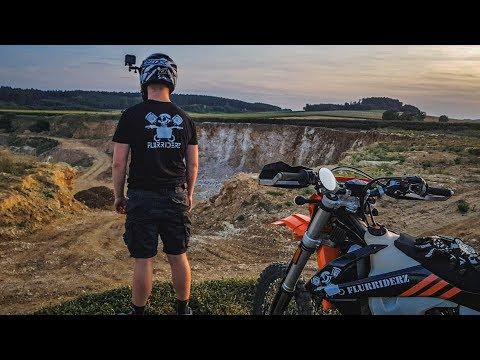 Goldener Herbst - Enduro makes Happy - KTM excf Yamaha DT