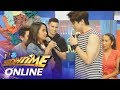 It's Showtime Online: Kimberly Gayle Santos showcases her talent in theater arts