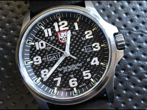 The Luminox Atacama Field Watch: The Full Nick Shabazz Review