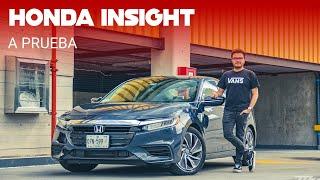 Honda Insight, a prueba: lujo y tecnología en formato de alta eficiencia