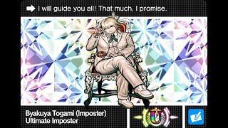 Byakuya Togami(Imposter)'s Ultimate Talent Development Plan Events