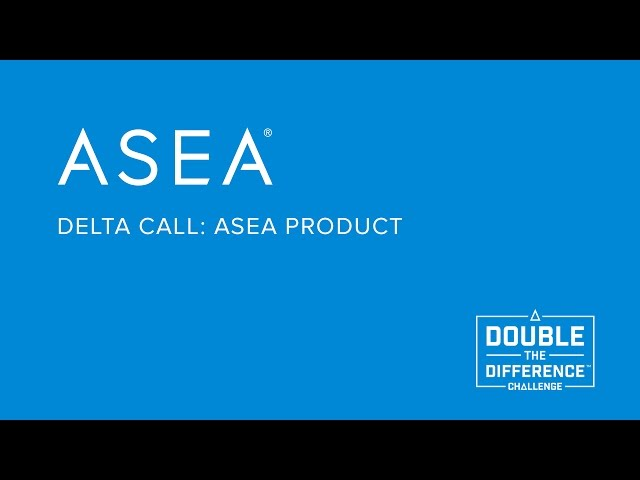 ASEA Product Discussion