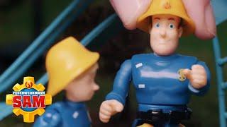 Große Rettung im Park!   Feuerwehrmann Sam ⭐️ Baum Fiasko   Spielzeug spielen