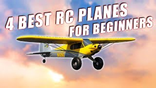 Top 4 BEST RC Beginner Planes 2019 - TheRcSaylors