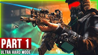 Fallout 4 Walkthrough [Part 1] - EXTREME Modded DIFFICULTY!