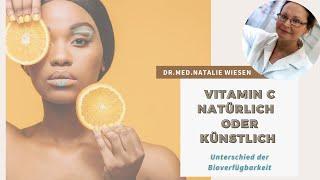 Vitamin C natürlich aus Acerola oder künstlich - Unterschied der Bioverfügbarkeit