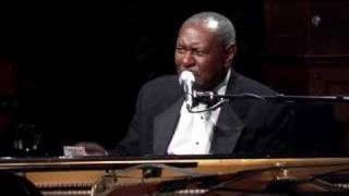 Freddy Cole Performs Im Not My Brother Im Me