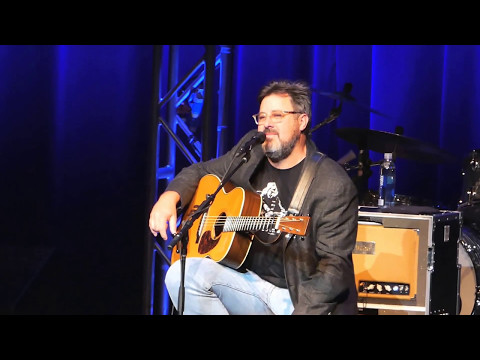 "Vince Gill - story and ""Nobody Answers"""