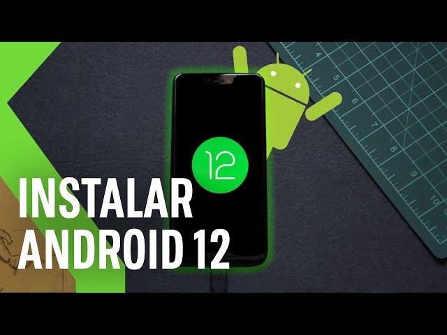 Android 12 Preview: Cómo instalar paso a paso