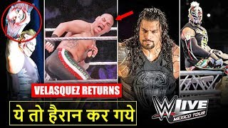 'SUPERSHOW Ka Maza🔥' Cain Velasquez RETURNS, Fiend DEBUT New Title, Roman Reigns Mexico Highlights